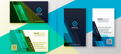 examples of business cards