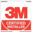 3m certified installer logo
