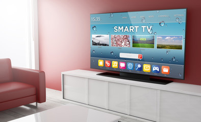 smart tv big screen
