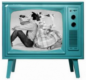 old fashion tv